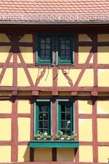 Schönes Fachwerkhaus in Eltville am Rhein