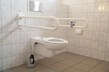 Behindertentoilette