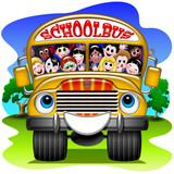 Scuola Bus-School Bus-Autobus école - 3