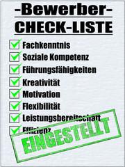 Bewerber-Checkliste-EINGESTELLT
