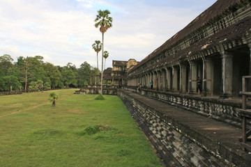 Angkor Vat,galerie est