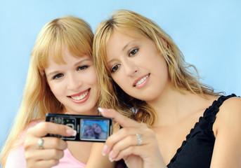 foto con telefono