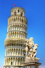Pissa tower - wonderful symbol of Italy