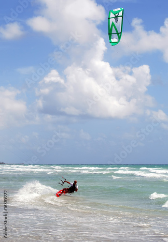 South Florida Kitesurfer