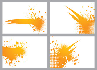 4 abstract background design