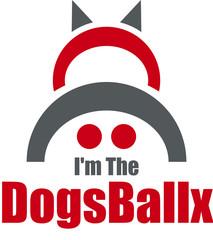 I'm The DogsBallx Logo Design Element