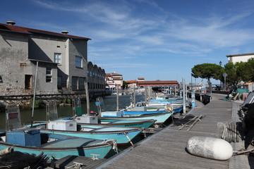Scenes of Marano Lagunare - (UD) Italy 07