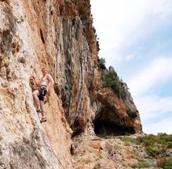 Klettern 1