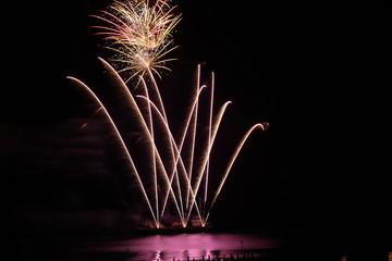 """""""Incendio del Mare"""" @ Lignano Pineta 16/08/2009 -12"""