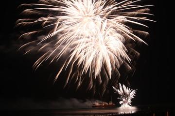 """""""Incendio del Mare"""" @ Lignano Pineta 16/08/2009 -06"""
