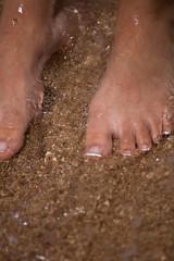Sand feet´s