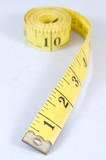 Tailor measuring tape . poster