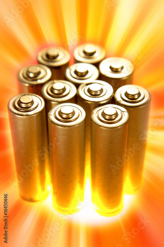 Batteries - 16450446