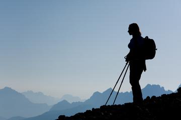Trekking alta quota