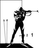 sports-biathlon poster