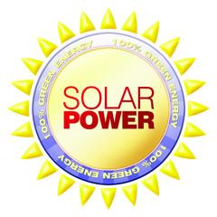 button solarpower