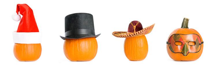 Pumpkins in Disguise