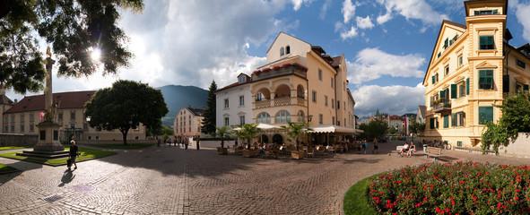 Panorama Brixen in Südtirol