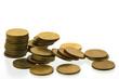 50 euro cent coins