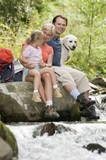 Family adventure poster