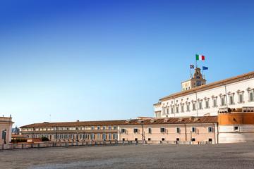 Quirinale in Rom