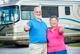 RV Seniors - Happy Retirement poster