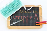 Vaccin de la grippe A poster