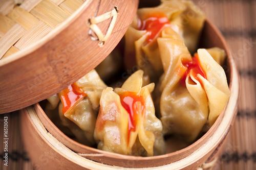 Bouch es vapeur cuisine asiatique de beboy photo libre - Cuisine asiatique vapeur ...