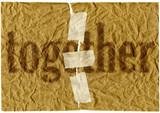 uniti insieme poster