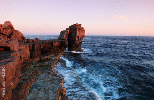 Pulpit rock at portland