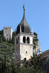 Il castello di Arco di Trento 4