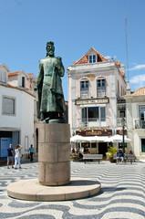 Rathausvorplatz von Cascais