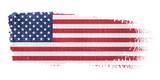 bandiera Stati Uniti poster
