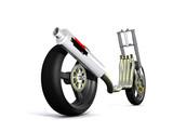 Fototapety motocyclette