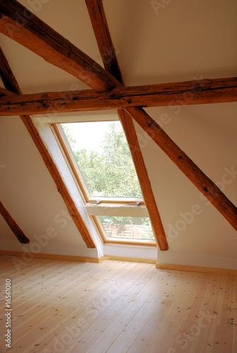 dachgeschoss ausbau stockfotos und lizenzfreie bilder auf bild 16561080. Black Bedroom Furniture Sets. Home Design Ideas