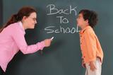 Happy teaching poster