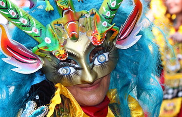 Karneval der Nationen Berlin