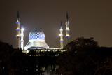 Sultan Salahuddin Abdul Aziz Shah Mosque poster