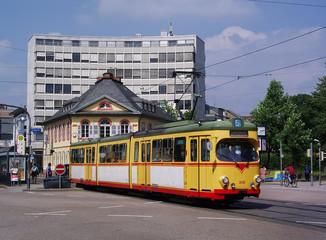 Straßenbahn Karlsruhe