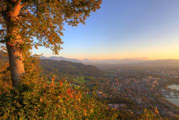Blick über Bregenz #1 (HDR)