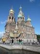 Auferstehungskirche  in St. Petersburg - 2