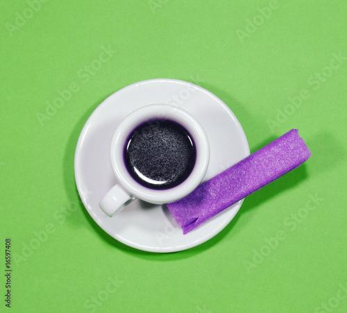 Fototapeta espresso popart
