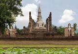 Sukhothai, Thailand poster
