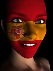 Spain - woman