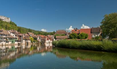 Ornans, Franche-Comté