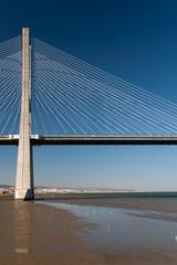 Puente Vasco de Gama, Lisboa (Portugal)
