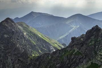 góry, Tatry