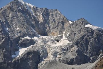 Gletscher am Ortler