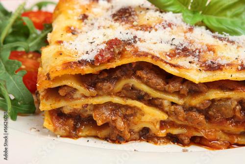 Lasagna with Beef