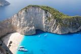 Fototapety Zakynthos shipwreck